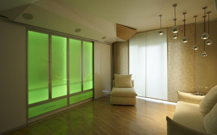 Квартира. гостиная из проекта , фото №50902