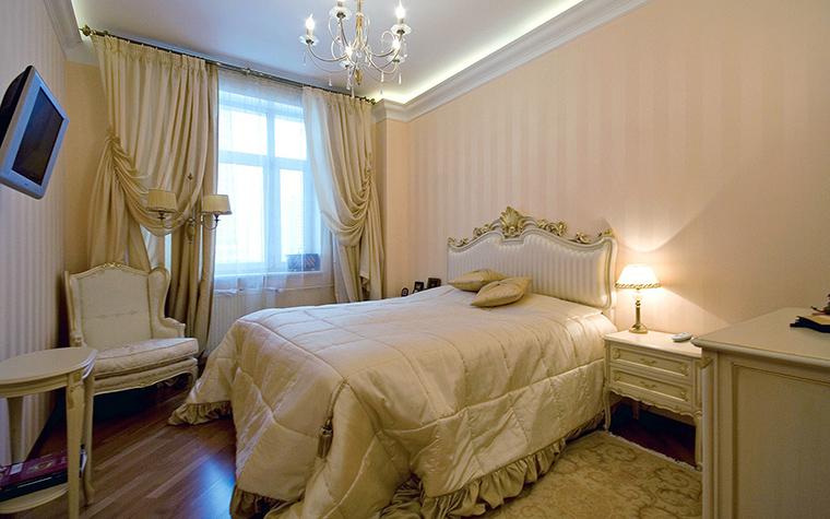 интерьер спальни - фото № 50928
