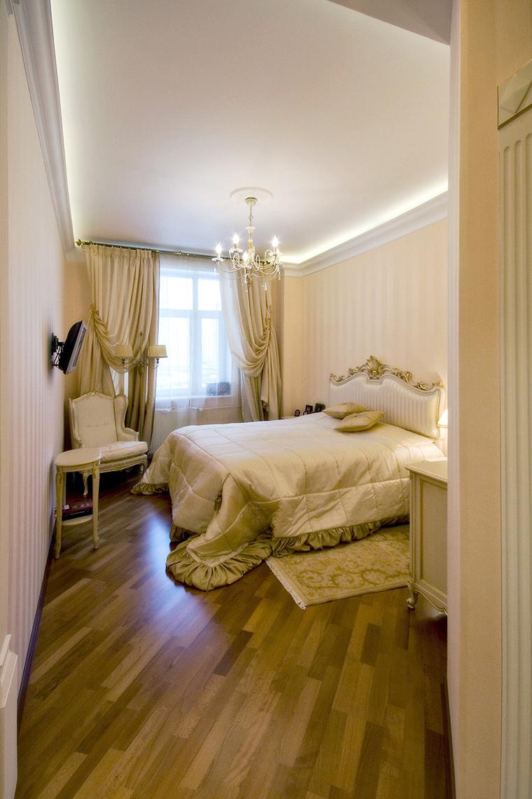 Фото № 50929 спальня  Квартира