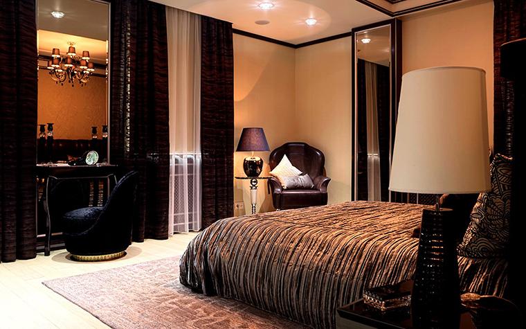 Фото № 50935 спальня  Квартира