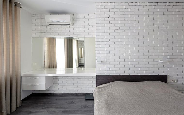 Квартира. спальня из проекта , фото №50960