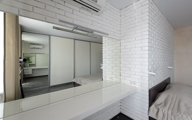 Квартира. спальня из проекта , фото №50961