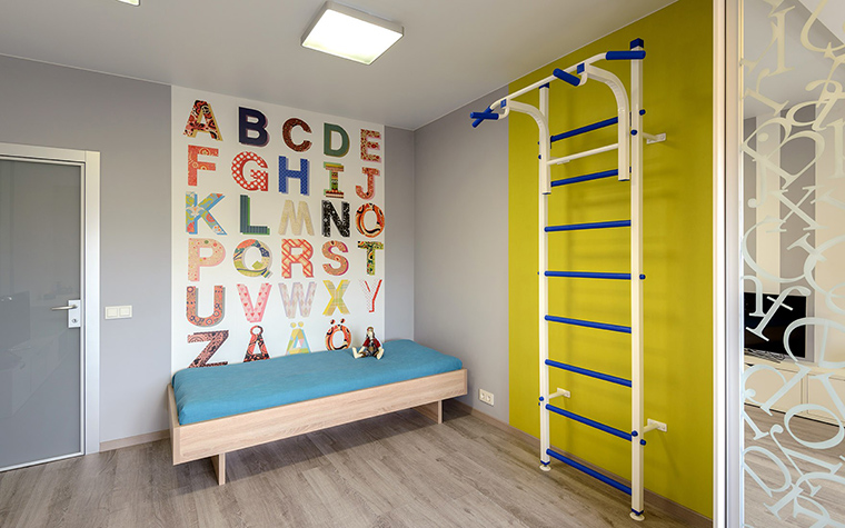 Фото № 50965 детская  Квартира