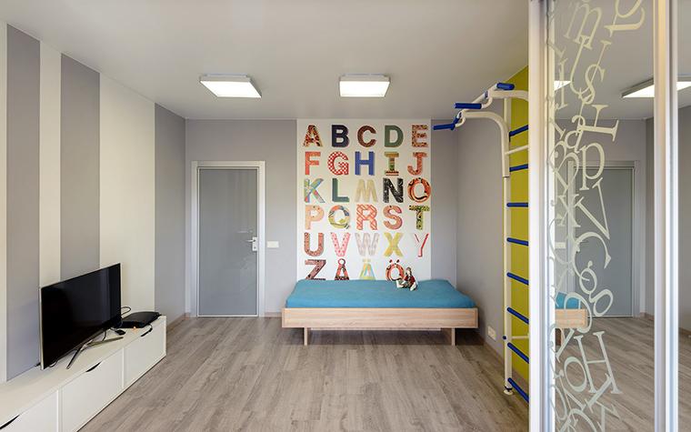 Фото № 50966 детская  Квартира