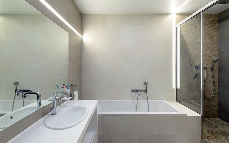 Фото № 50969 ванная  Квартира