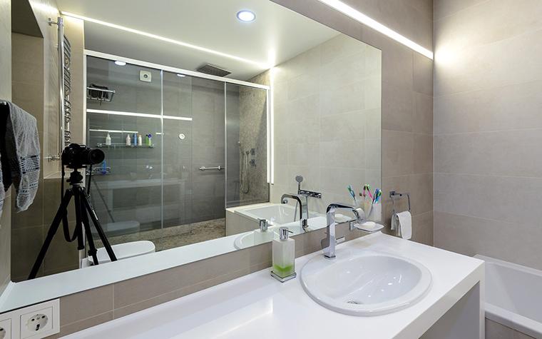 Фото № 50970 ванная  Квартира