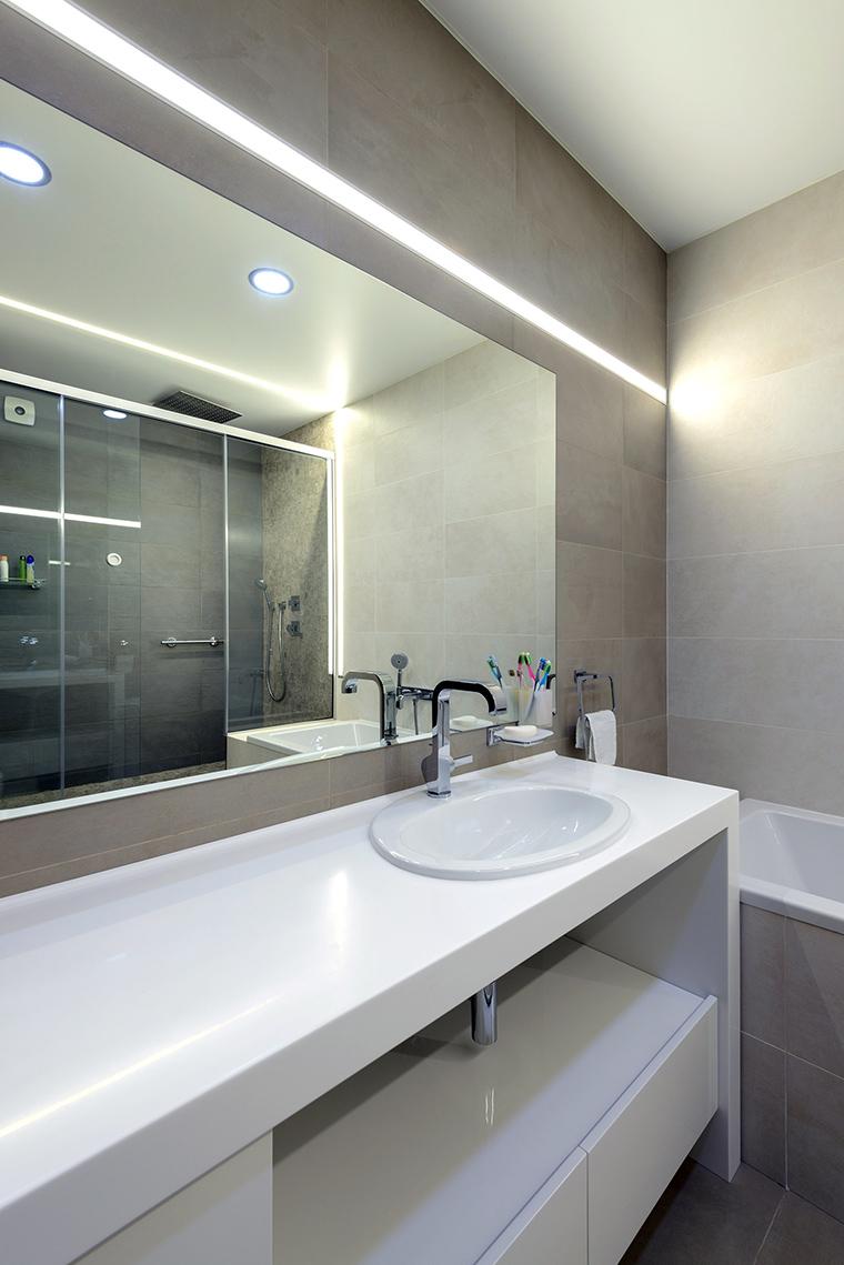 Фото № 50971 ванная  Квартира