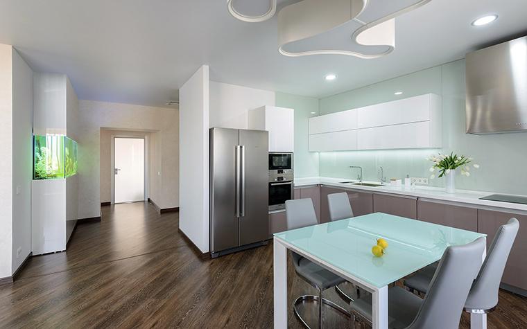 Фото № 50952 кухня  Квартира