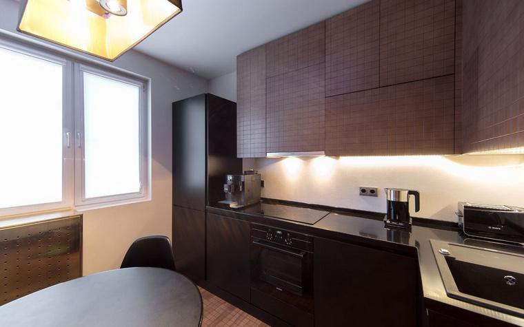 Квартира. кухня из проекта , фото №51043