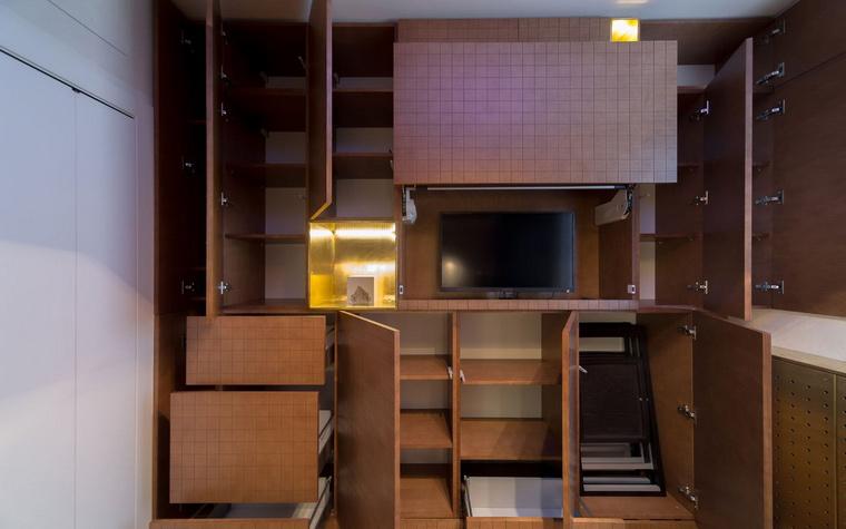 Квартира. кухня из проекта , фото №51035