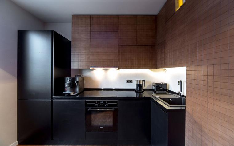 Квартира. кухня из проекта , фото №51039