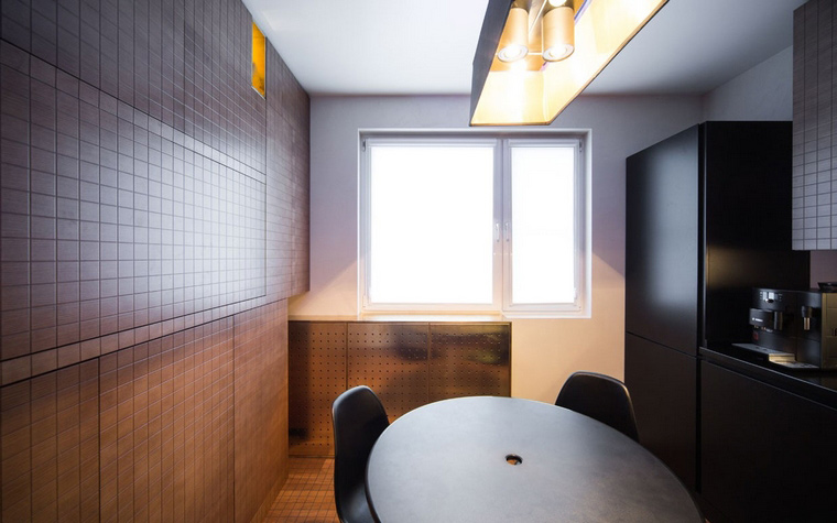 Квартира. кухня из проекта , фото №51042