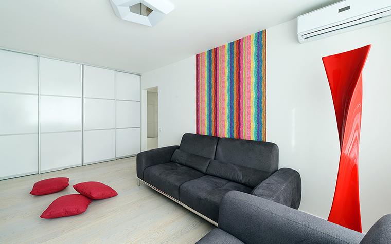интерьер гостиной - фото № 51164
