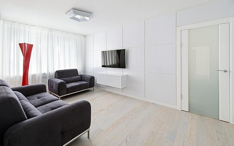 интерьер гостиной - фото № 51165