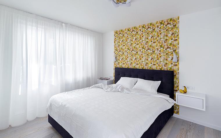 интерьер спальни - фото № 51167