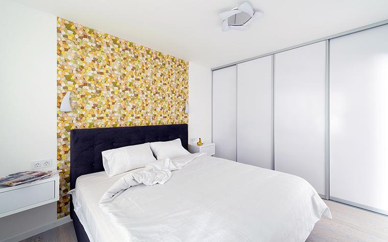 интерьер спальни - фото № 51168