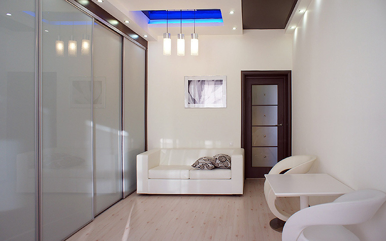 интерьер гардеробной - фото № 51253