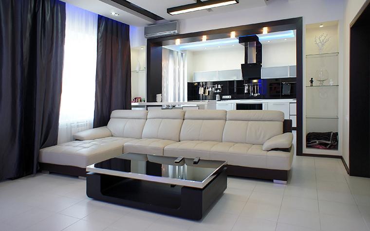 интерьер гостиной - фото № 51243