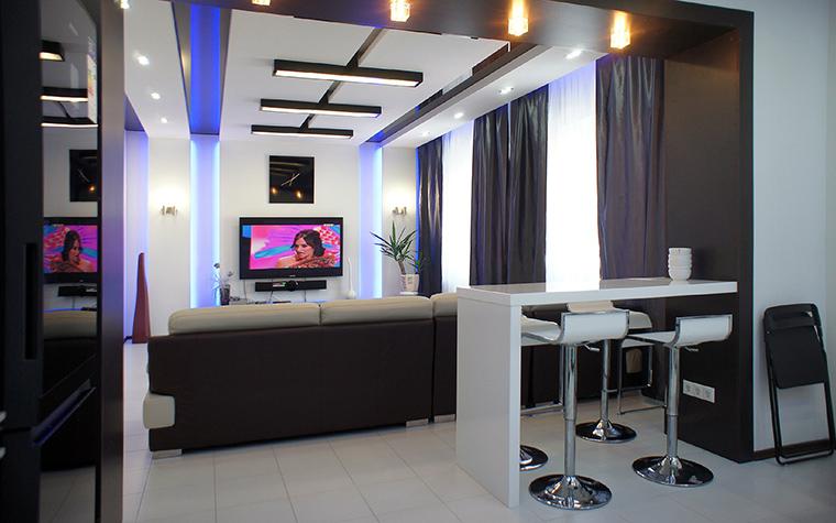 интерьер гостиной - фото № 51245