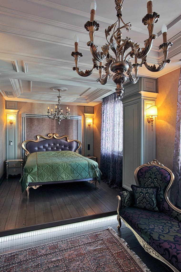спальня - фото № 51336