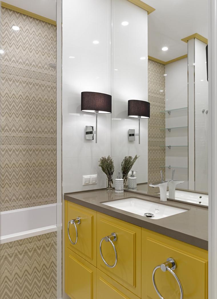 Фото № 51851 ванная  Квартира