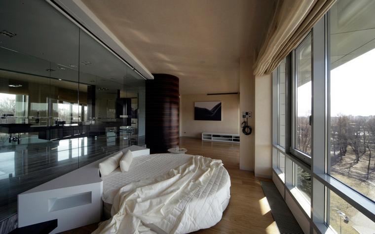 Фото № 51926 спальня  Квартира