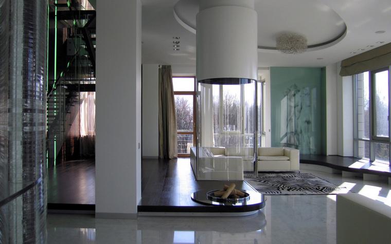 интерьер гостиной - фото № 51941