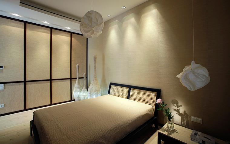 Квартира. спальня из проекта , фото №51922
