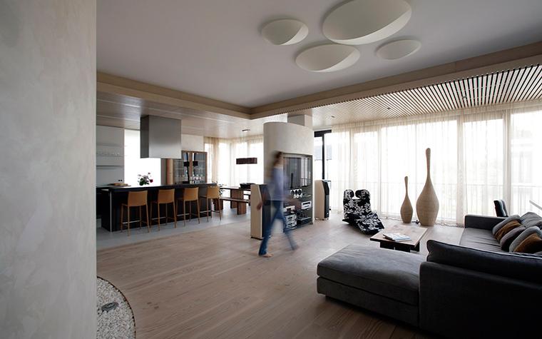 Квартира. гостиная из проекта , фото №51911