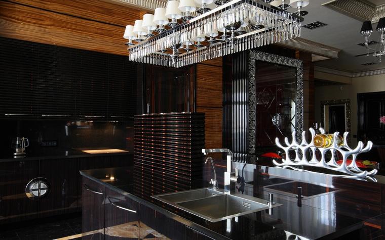 Фото № 51964 кухня  Квартира