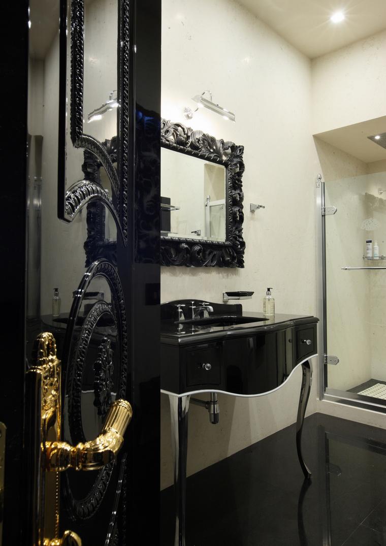 интерьер ванной - фото № 51970