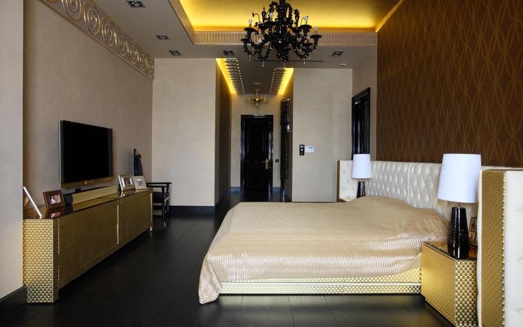 Фото № 51980 спальня  Квартира