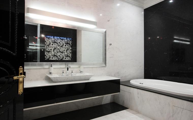 интерьер ванной - фото № 51974