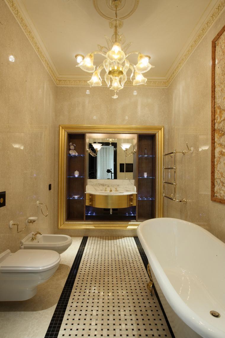 интерьер ванной - фото № 51972