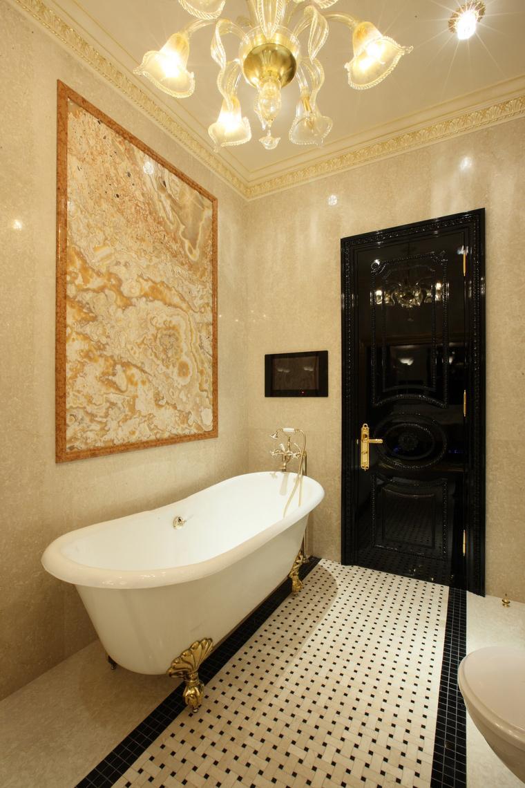 интерьер ванной - фото № 51973