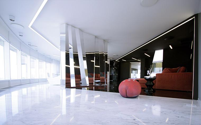 Фото № 51928 гостиная  Квартира