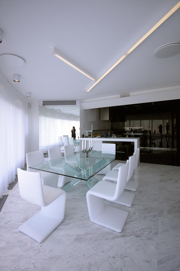 Квартира. столовая из проекта , фото №51935