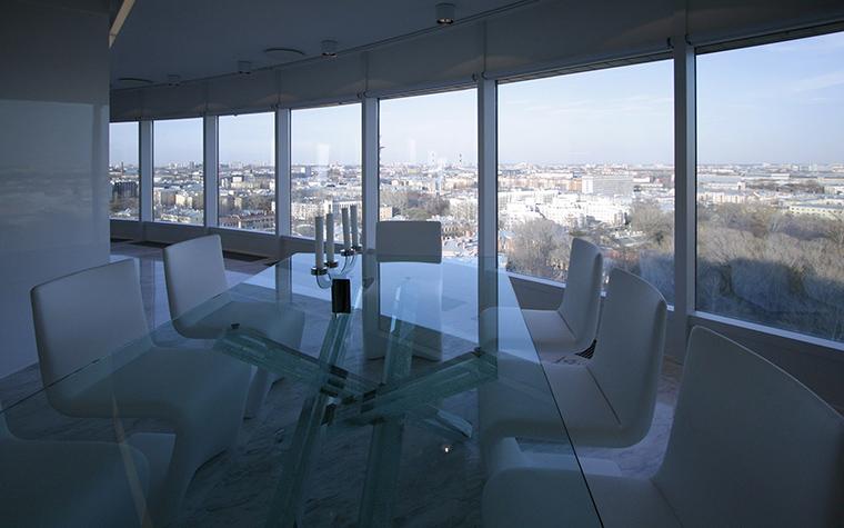 Квартира. столовая из проекта , фото №51936