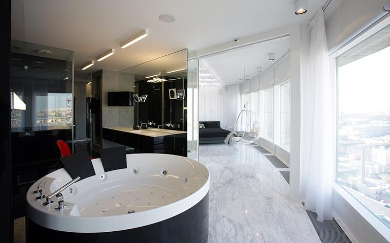 интерьер ванной - фото № 51933