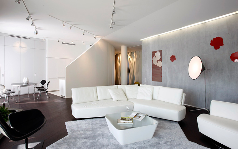 Квартира. гостиная из проекта , фото №51953