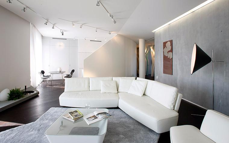 Квартира. гостиная из проекта , фото №51954
