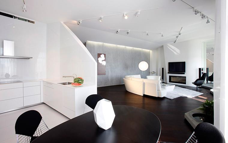Квартира. гостиная из проекта , фото №51955