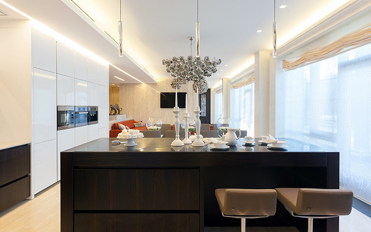 интерьер кухни - фото № 52022