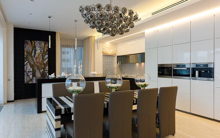 интерьер кухни - фото № 52020