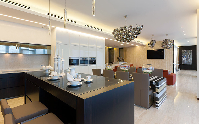 интерьер кухни - фото № 52021