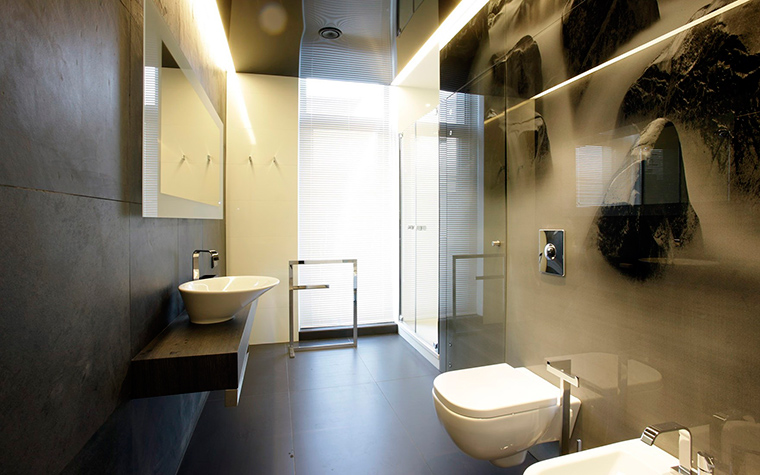 Фото № 52070 ванная  Квартира
