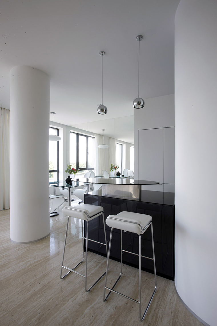 Фото № 52079 кухня  Квартира