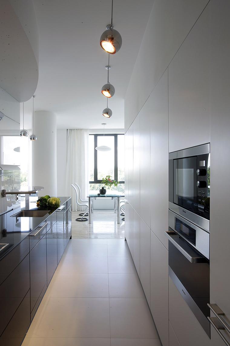 Фото № 52080 кухня  Квартира