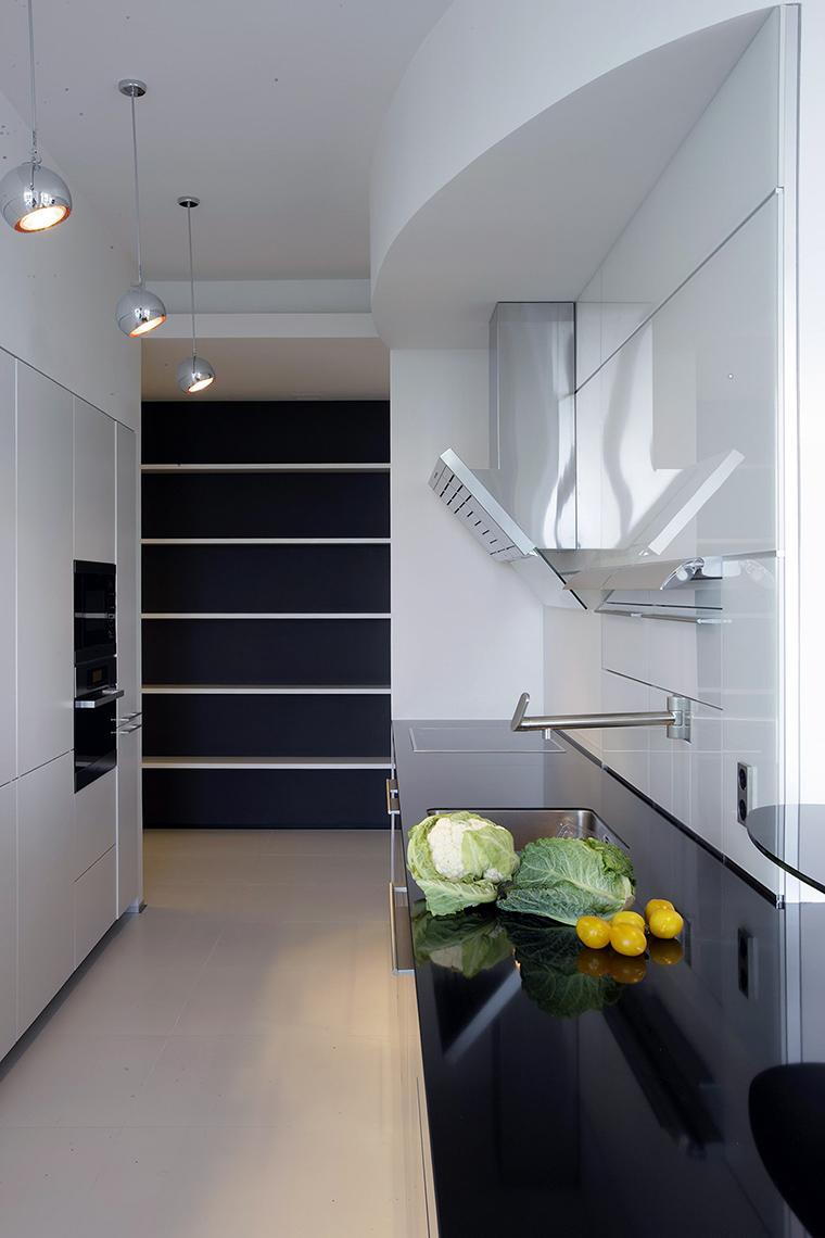 Фото № 52081 кухня  Квартира