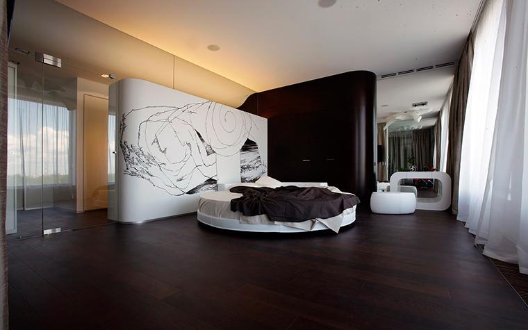 Фото № 52075 спальня  Квартира